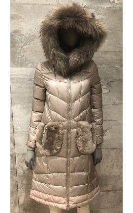 Płaszcz puchowy- 014.0TL/001