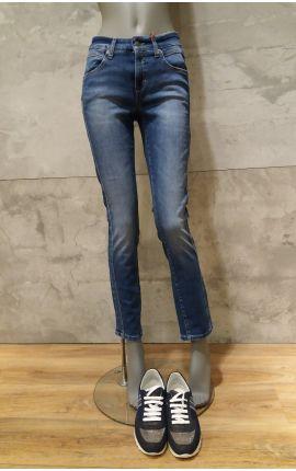 Spodnie jeans -000601/9128-5051