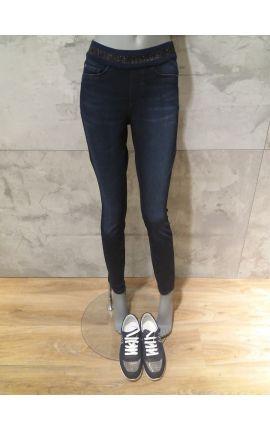 Spodnie jeans-000125/9125-5104