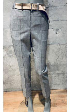 Spodnie-P04642/6595A