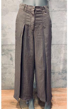 Spodnie-P04489/01617-058